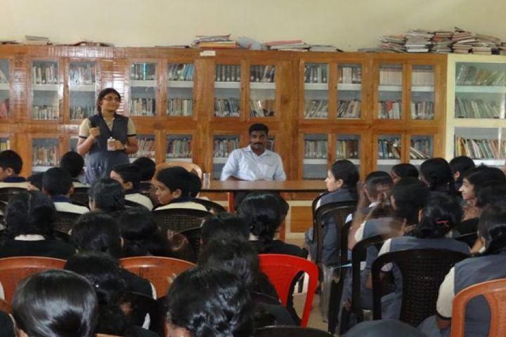 Cardinal Padiyara Public School-Library