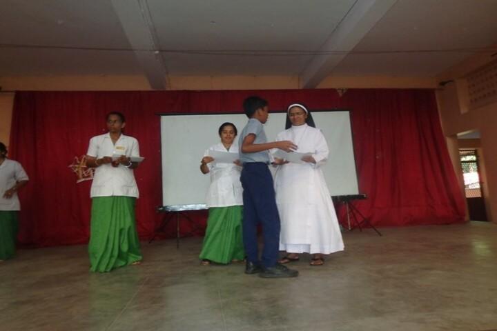 Carmel Central School-Annual Prize Distribution