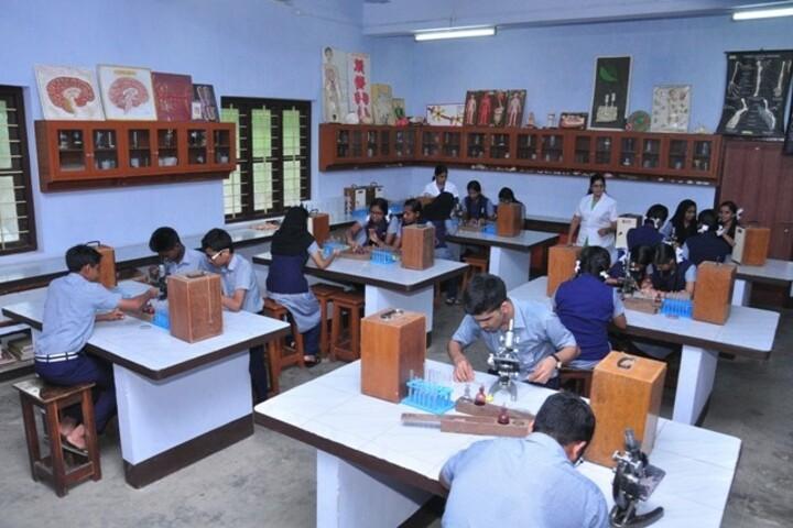 Carmel Central School-Biology Lab