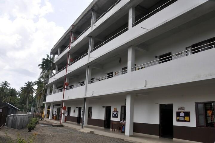 Carmel Central School-School Building