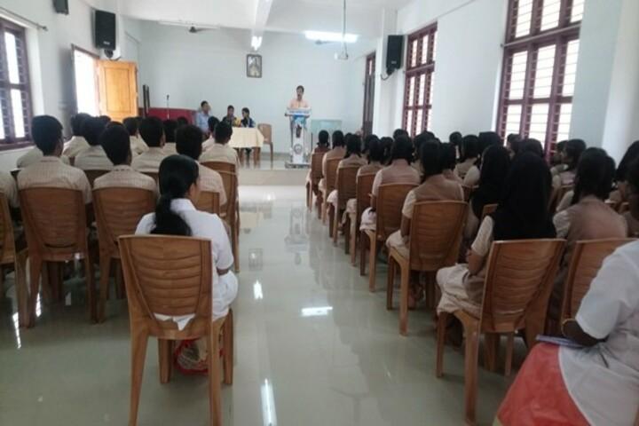 Carmel Central School-Seminar Hall