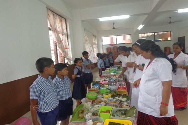 Carmel Central School-Traditional Food Fest