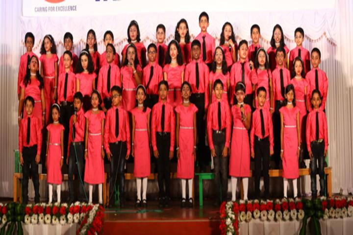 Carmel Public School-Music Competition