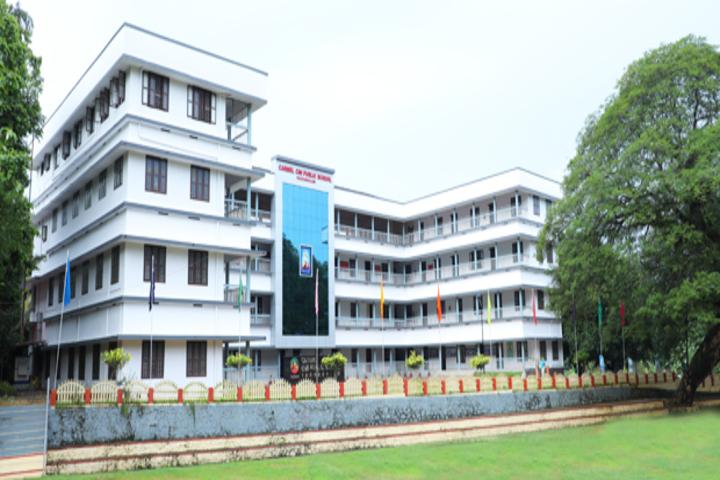 Carmel Public School-School Building
