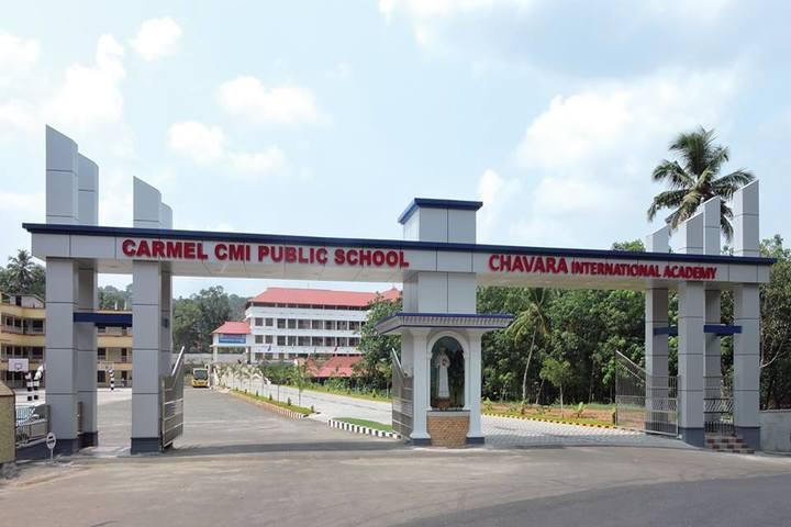 Carmel Public School-Entrance