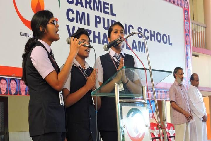 Carmel Public School-Singing