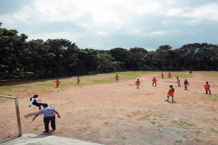 Carmel Public School-Play Ground