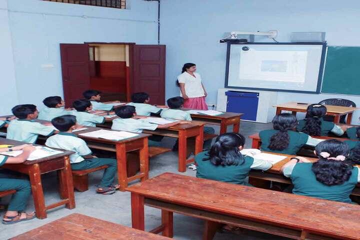 Carmel Public School-Smart Class