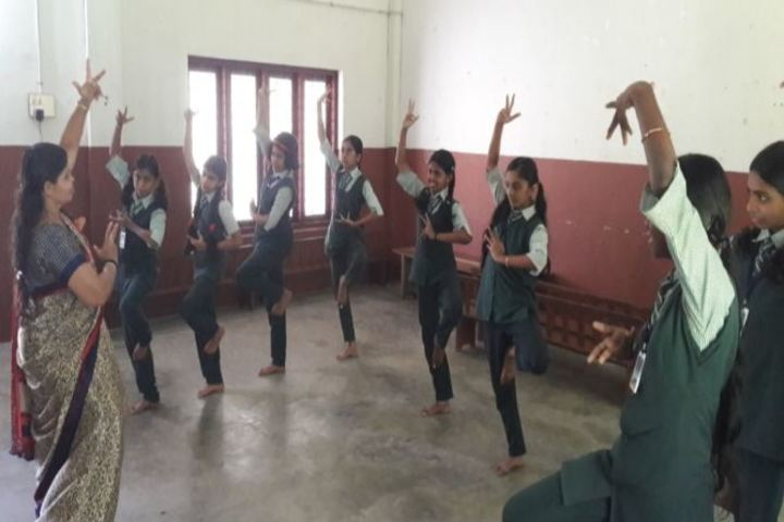Carmel Rani Public School-Dance