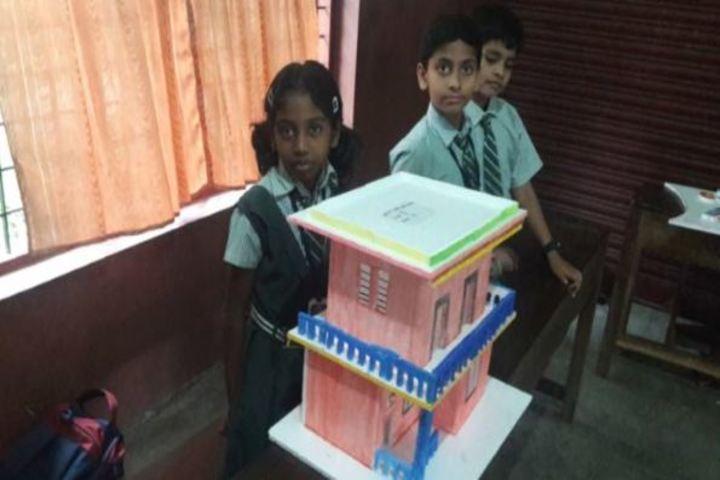 Carmel Rani Public School-Designing