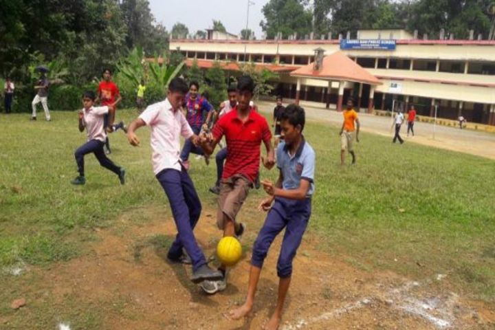 Carmel Rani Public School-Foot Ball