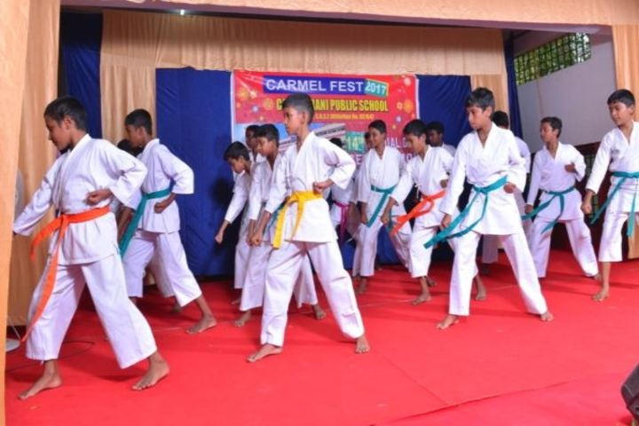 Carmel Rani Public School-Karate