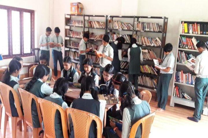Carmel Rani Public School-Library