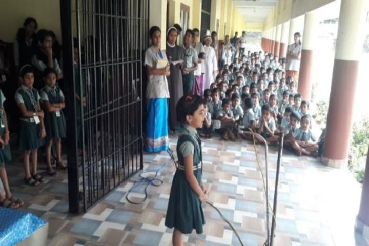 Carmel Rani Public School-Singing