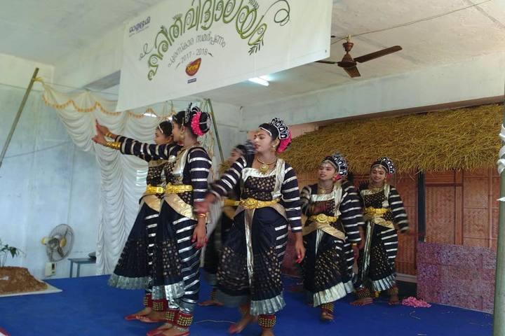 Carmel Residential School-Cultural Fest