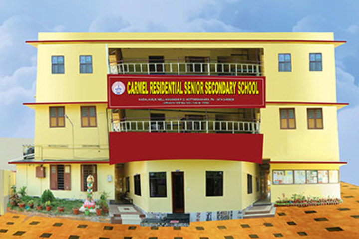 Carmel Residential School-School Building