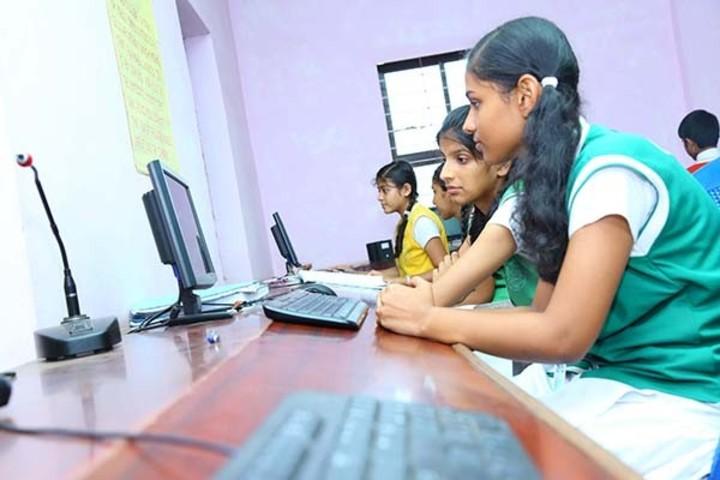 Carmel Residential School-Computer Lab