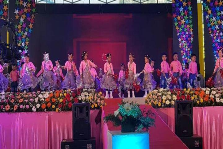 Carmelagiri Public School-Kids Dance