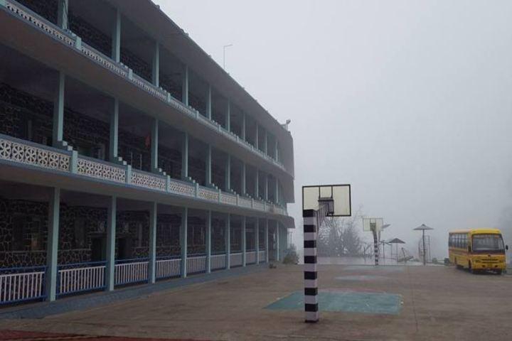 Carmelagiri Public School-Play Court