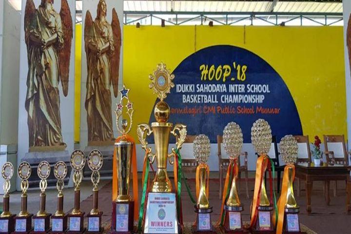 Carmelagiri Public School-Sports Awards