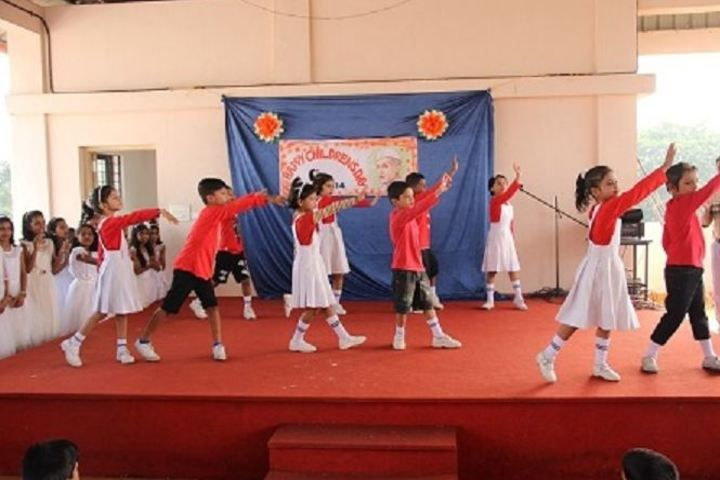 Chavara Darshan Cmi Public School-Childrens Day
