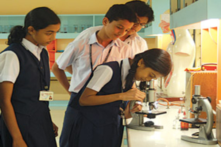 Chavara Darshan CMI Public School-Biology Laboratory