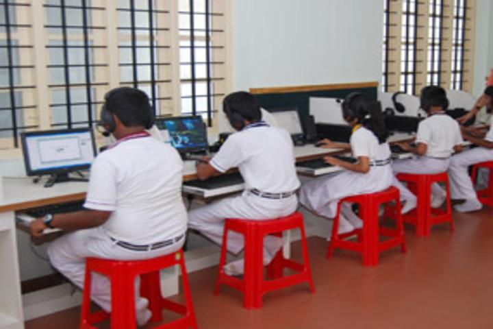 Chavara Darshan CMI Public School-Computer Laboratory