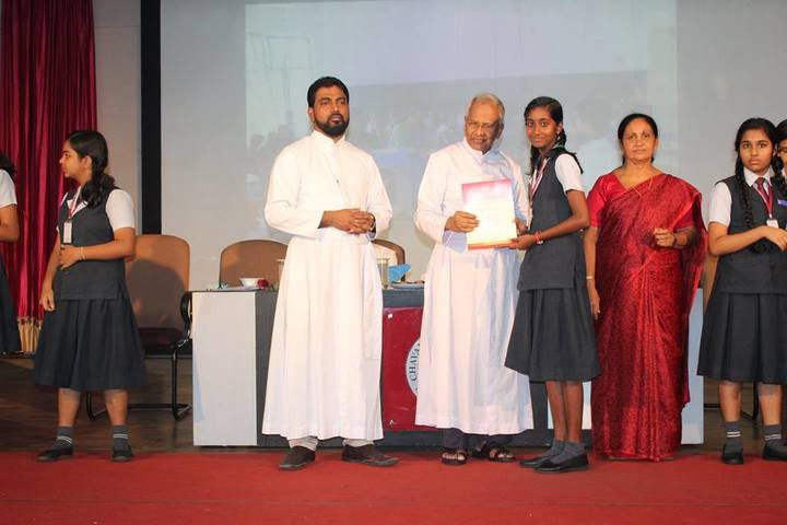 Chavara Public School-Annual Prize Distribution