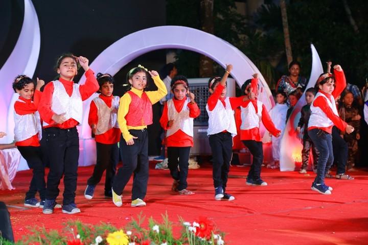 Chavara Public School-Dancing Activtiy
