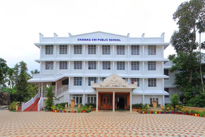 Chavara Public School-School Building