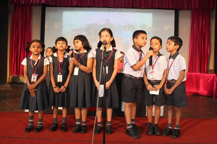 Chavara Public School-Singing Activity