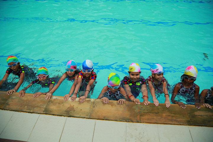 Chavara Public School-Swimming Pool