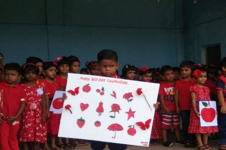 Chelakkara Central School-Happy Red Day