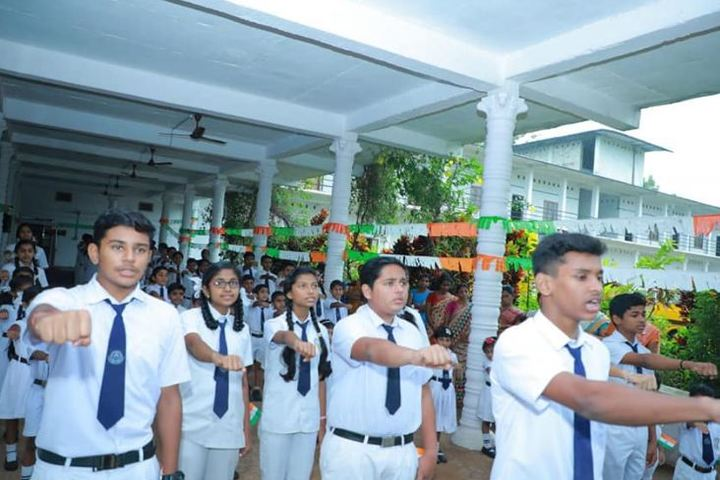 Chelakkara Central School-Pledge