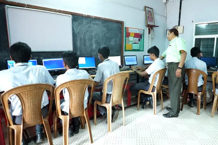Cherupushpa Bethany School-Computer Lab