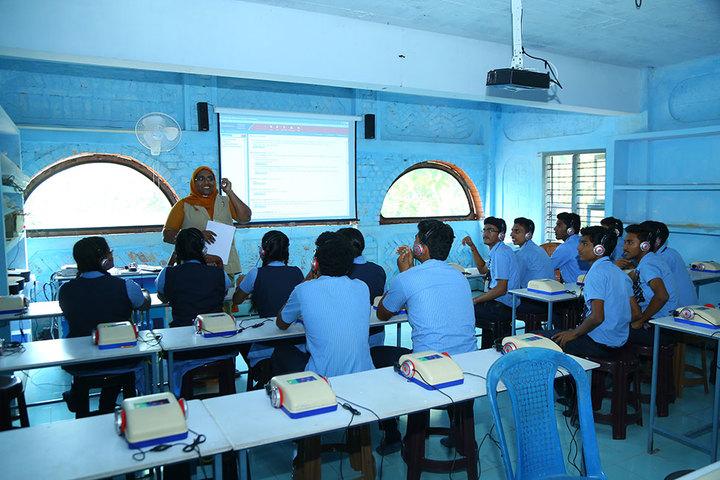 Cherupushpa Bethany School-Maths Lab