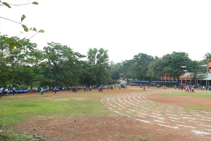 Cherupushpa Bethany School-Play Ground
