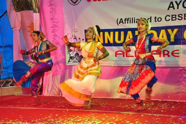 Cherupushpa Central School-Annual Day