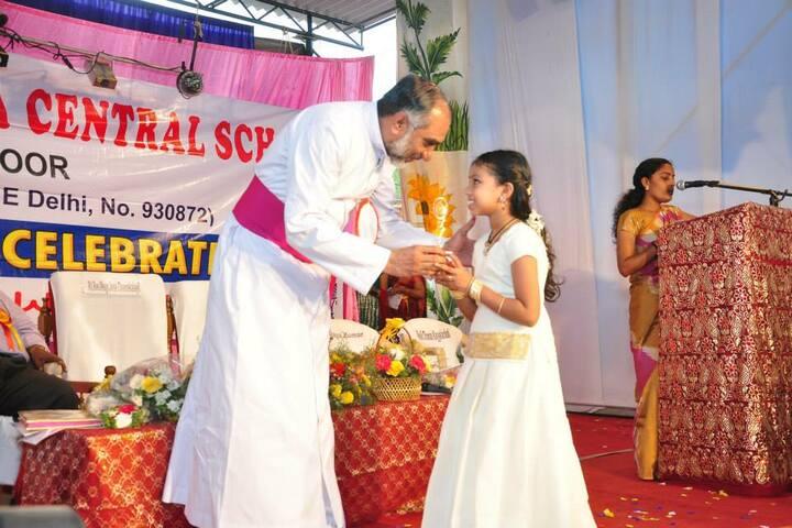 Cherupushpa Central School-Annual Prize Distribution