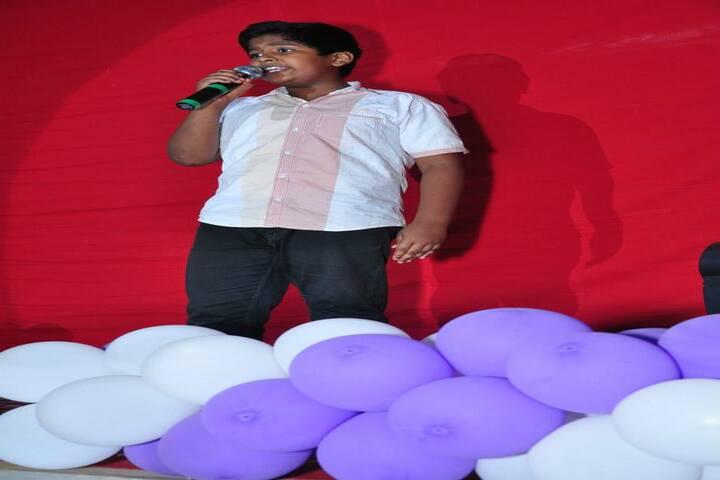 Cherupushpa Central School-Debate Competition