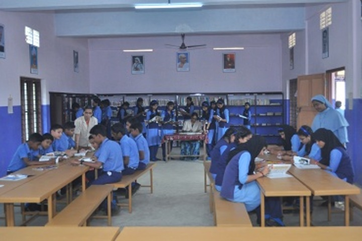 Cherupushpa Central School-Library