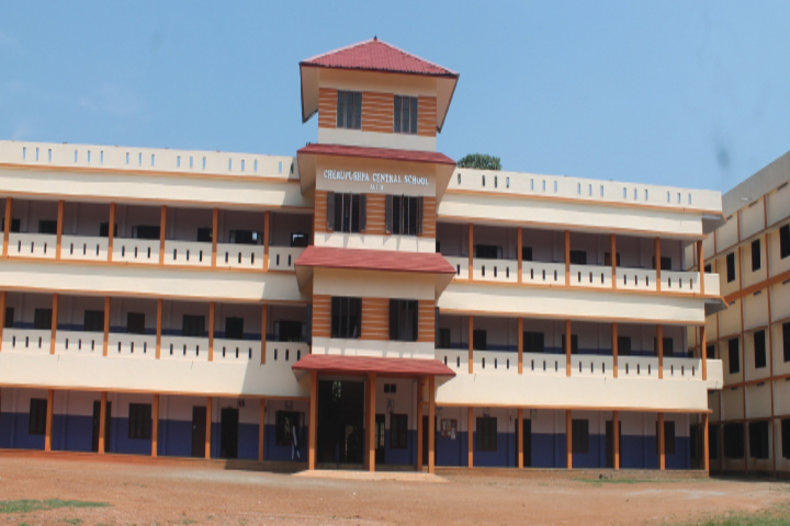 Cherupushpa Central School-School Building