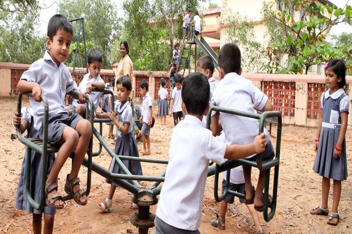 Chinmaya Vidyalaya-Playing Area