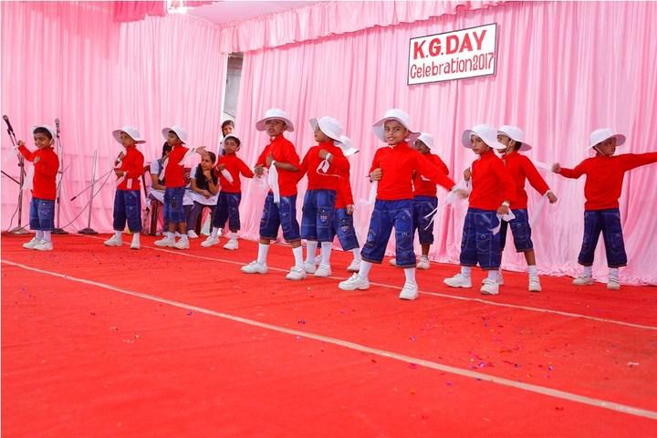 Chinmaya Vidyalaya-KG Day Celebrations