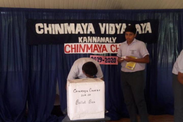 Chinmaya Vidyalaya-Chinmaya Chunav
