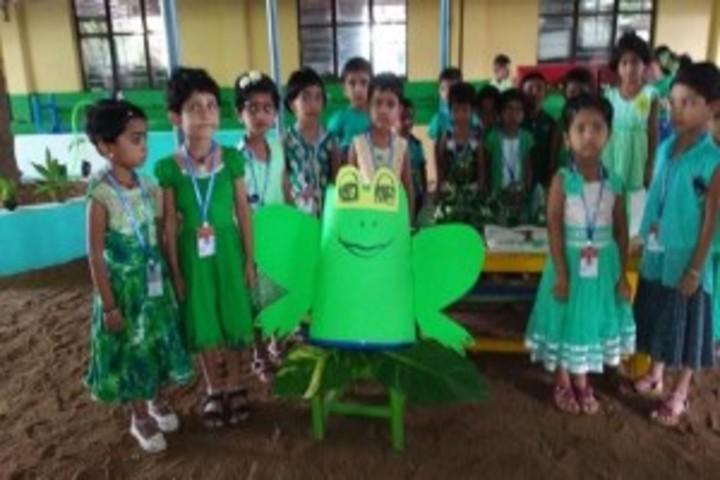 Chinmaya Vidyalaya-Green Day