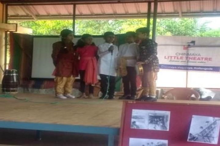Chinmaya Vidyalaya-Hindi Diwas