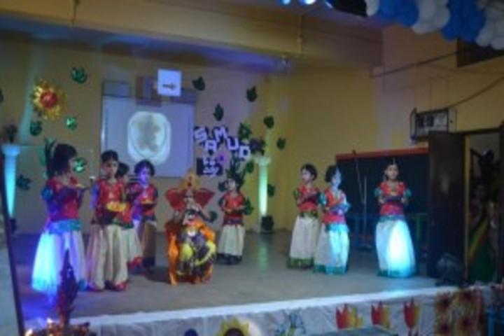 Chinmaya Vidyalaya-KG Day