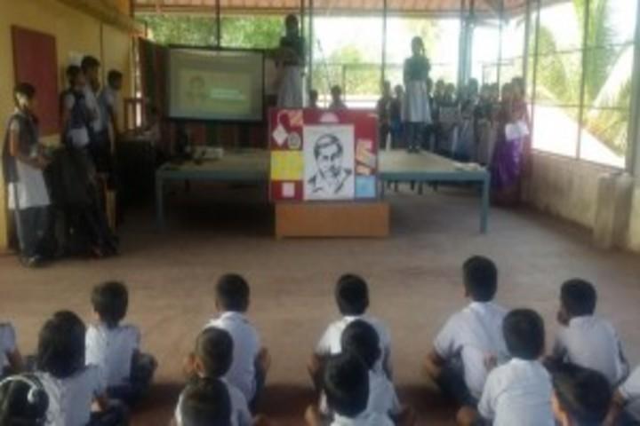 Chinmaya Vidyalaya-Mathematics Day