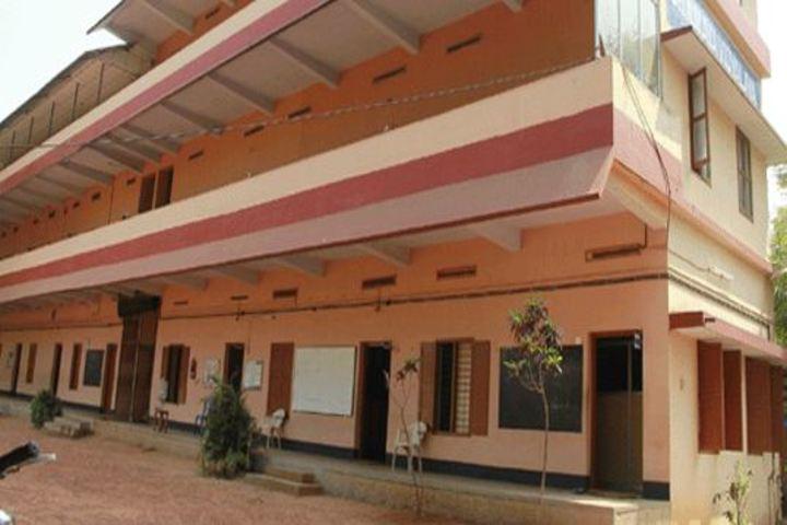 Chinmaya Vidyalaya-Campus Building